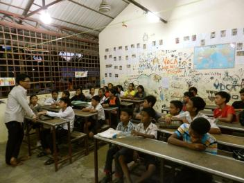 classroom VDCA